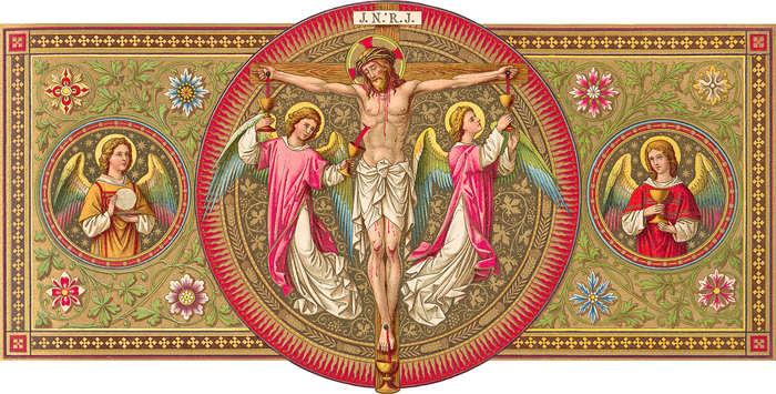 Krew Pana Jezusa