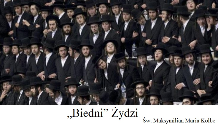Biedni żydzi